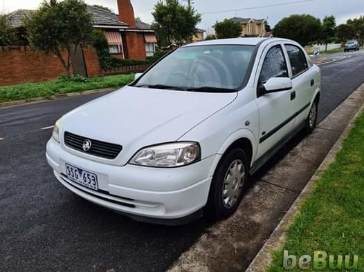 2003 HOLDEN ASTRA, LOW KLMS,  RWC AND RWGO, Melbourne, Victoria