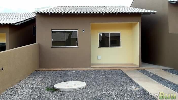 Casas 02 Qtos  financiadas próximas ao tático, Brasília, Distrito Federal
