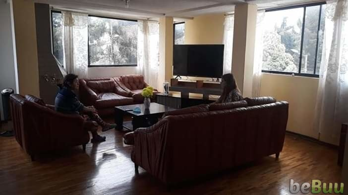 Renta departamento norte de Quito sector solca, Quito, Pichincha