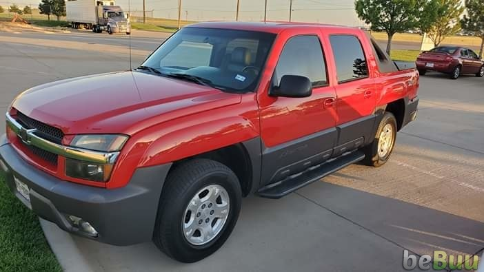 2003 Chevrolet Avalanche Sport Utility Pickup 4D 5 1/4 ft, Amarillo, Texas