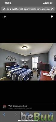 3 beds · 3 bath · Apartment, Jonesboro, Arkansas