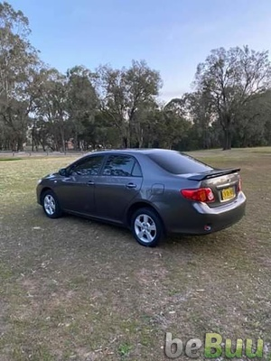 2007 Toyota Corolla, Newcastle, New South Wales