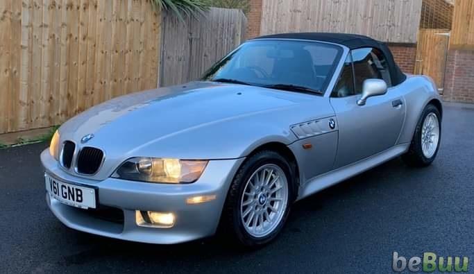 1999 BMW Z3, Wiltshire, England