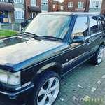 1999 Land Rover Range Rover, Gloucestershire, England