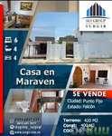 En venta casa en Maraven, Carirubana, Falcón